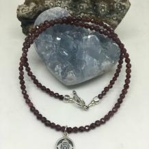 Root Chakra Choker Necklace